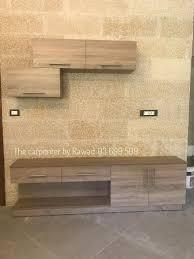 tv unit house design design wood