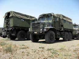 100 Army 5 Ton Truck Medium Tactical Vehicle Replacement Wikipedia