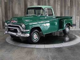 1956 GMC 100 For Sale | ClassicCars.com | CC-1022610 File1956 Gmc 100 Halfton Pick Up 54101600jpg Wikimedia Commons 1956 Custom Shdown Auto Sales Drive Your Dream Pickup132836 Happy 100th To Gmcs Ctennial Truck Trend Hot Rod Network Pickup Classic Cars Pinterest For Sale Youtube 12 Ton Sale Classiccarscom Cc946911 Street Trucks Picture Of Orange Pickup 383 Custom Truck Hot Rod Rods Retro Wallpaper