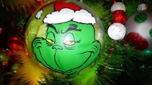 The Grinch Xmas Tree by How The Grinch Stole Christmas Tree With Hand Pai Youtube