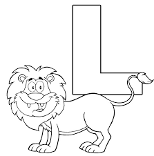 Free Letter L Coloring Worksheets PDFThese Are Suitable For Older Toddlers Preschool