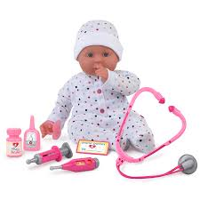 Dolls World 46cm Dolly Doctor The Entertainer