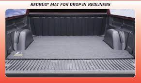 Protecta Bed Mat by Rubber Truck Bed Mats Bedrug Truck Mats Tailgate Mats Bedmats