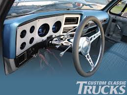 1973-1978 Chevy C10's Tilt Steering Column Install - Hot Rod Network Car Dashboard Ui Collection Denys Nevozhai Medium Ui And Dakota Digital Dash Panel Pics Ls1tech Camaro Febird C10 C10s Pinterest 671972 Chevy Gauge Cluster Vhx Instruments Dakota Digital Gauge Cluster In 1985 Ford 73 Idi Youtube Holley Efi 553106 Dash Lcd Lighted Clock Auto Truck Date Time Classic Saves 1960 Interior From A Butchered 1972 Chevrolet Guys Third Generation Hot Rod Network 1954 3100 El Don Lowrider
