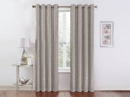 Kmart White Blackout Curtains by Amazon Com Regal Home Collections Sadie 54 Inch X 84 Inch