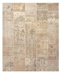 casa padrino wohnzimmer teppich beige braun 250 x 300 cm luxus teppich