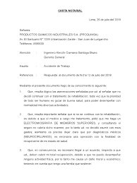 Carta Notarial Neiser