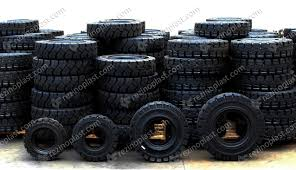 100 Tires For Trucks Delasso Solid Tires For Forklift Trucks Heavyduty Airless Tire