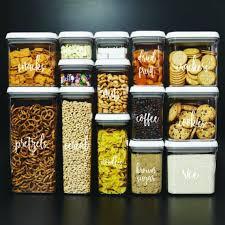 benutzerdefinierte küche glas etiketten personalisierte