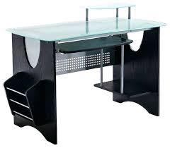 Techni Mobili Computer Desk With Side Cabinet by Techni Mobili Desk Rolling Computer Desk Graphite Black Techni