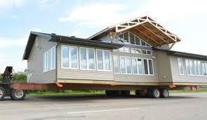 Howell Building Movers Mobile Home Transport Saskatchewan