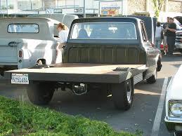 100 Custom Flatbed Trucks 196869 GMC Truck 5Y51684 2 Jack Snell