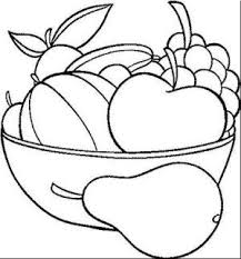 Bunch Ideas Of Coloring Book Pictures Fruits And Vegetables With Additional Sample Proposal