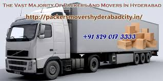 Procuring A Moving Company Versus Renting A Moving Truck In Hyderabad