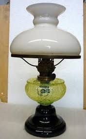Miniature Oil Lamps Ebay by Eagle American Antique Hurricane Kerosene Oil Lamp No 640 Oil