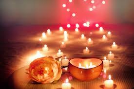 images gratuites lumière embrasé fête amour cœur