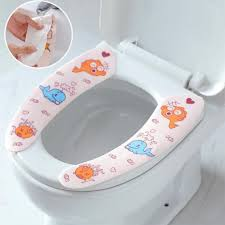 badezimmer wc toilette toilettendeckel weich wärmer sitz