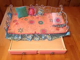 Our Generation Battat Doll Trundle Bed For American Girl Dolls
