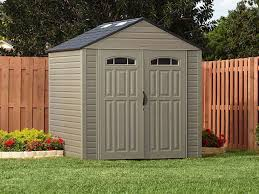 Roughneck 7x7 Shed Instructions by Best 25 Rubbermaid Outdoor Storage Ideas On Pinterest
