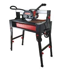 Imer Tile Saw Combi 200 craftsman 1 hp 18