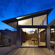 100 Architecture For Houses Arii Irie Architects Uses Angled Windows And Tilted Roofs For