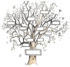 How To Draw A Family Tree Template Drawing Beautiful 40 New