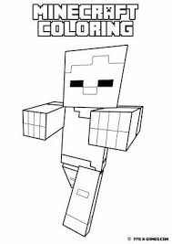 Free Printable Minecraft Coloring Pages Online Sheets For Kids Get The Latest