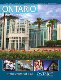 Ontario Visitors Guide By MediaNews Group Targeted Products - Issuu