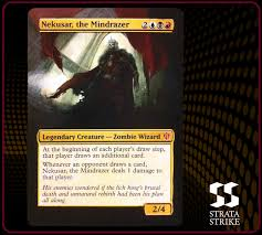 Thopter Deck Magic Duels by Nekusar The Mindrazer 2014 Strata Strike Magic The Gathering