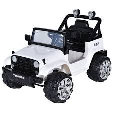 100 Ride On Trucks For Toddlers Costway Costway 12V Kids On Truck Jeep Car RC Remote Control W