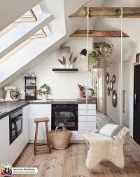Attic Kitchen Ideas 50 Cool Attic Kitchen Design Ideas Apartment Decor Attic