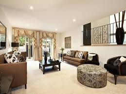 Living Room Ideas Brown Sofa Curtains by Black Brown And Cream Living Room Ideas Best 25 Brown Living Room