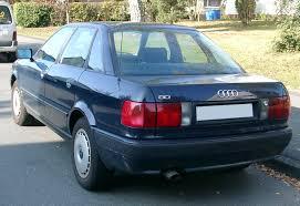 File Audi 80 B4 rear Wikimedia mons