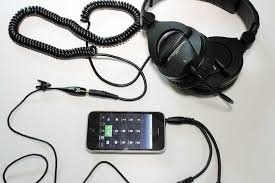 How to record iphone conversations using Zoom H4N Dan Mc b