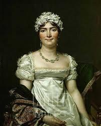 Portrait Of Countess Daru By Jacques Louis David Art Reproduction
