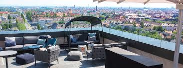schöne rooftop bars und dachterrassen in münchen
