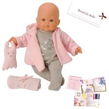 Amazoncom Baby Doll Lily And Gracie Bear Baby Doll By Ashton