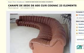 canapé sur le bon coin leboncoin canape intérieur déco