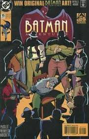 Batman Adventures 15 December 1993 Issue DC By ViewObscura