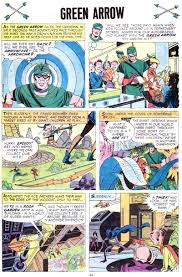 That Bit With GA Worrying About Never Seeing His Adoring Crowds Of Kids When He Goes To Flog The Green Arrow Kit Cracks Me Up