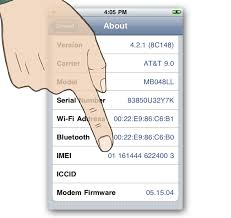 Check iPhone Unlock Status with UnlockSpector IMEI Check