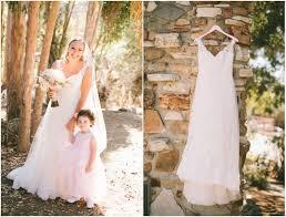 Rustic Bride Flower Girl Light Pink Bridesmaid Dresses