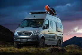 The New Revel Adventure Van From Winnebago Courtesy Of