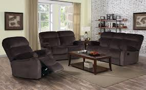 Chocolate Corduroy Sectional Sofa by Sofa U0026 Recliner Sets