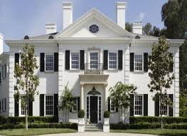 Colonial Homes by Early Colonial Homes Pictures Home Pictures