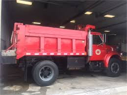 1991 International Dump Truck With Plow And Salt Spreader Online ...