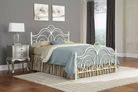 Wrought Iron King Headboard by Unique Wrought Iron King Headboard Bed Interperform Com