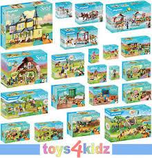 playmobil spirit 9476 luckys schlafzimmer neu ovp reiterhof