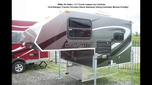 100 Camplite Truck Camper For Sale CampLite 57 Model YouTube