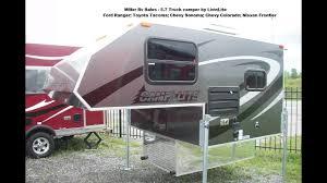 100 Ultralight Truck Campers CampLite Camper 57 Model